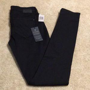 Mavi jet black jeans.
